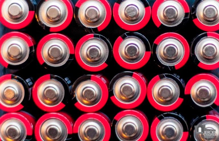 34/365 Batterijen