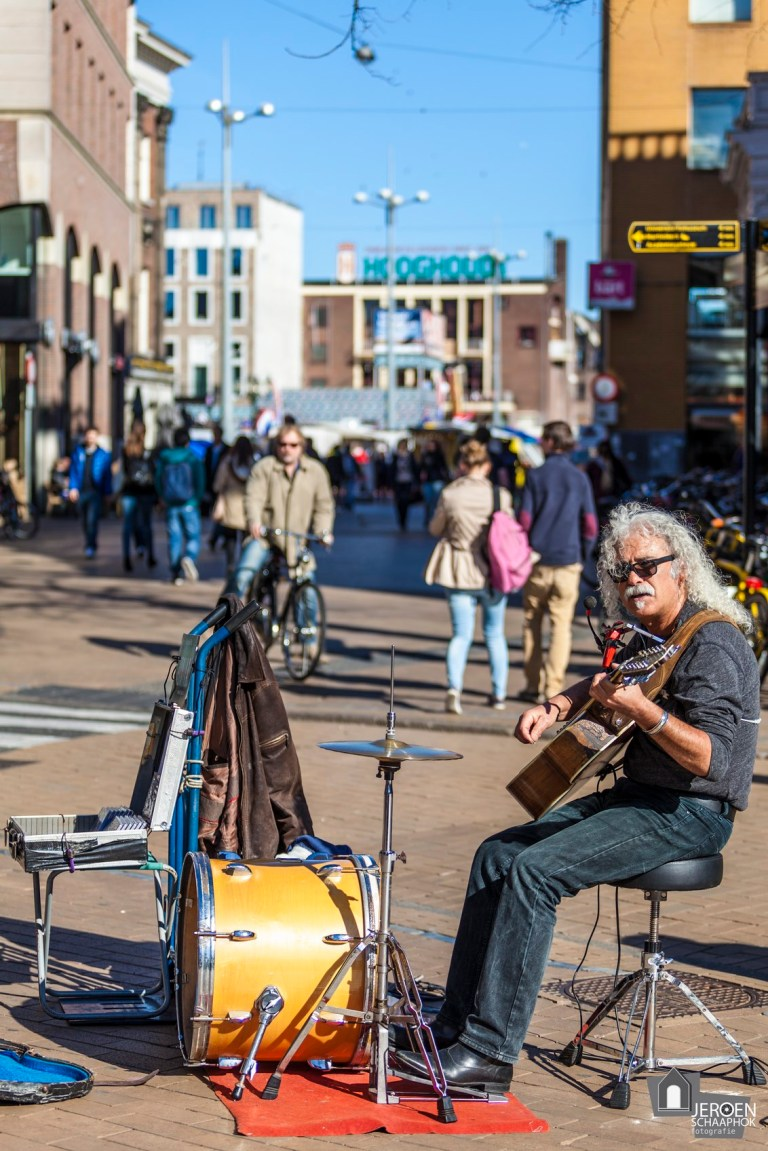 70/365 De straatmuzikant