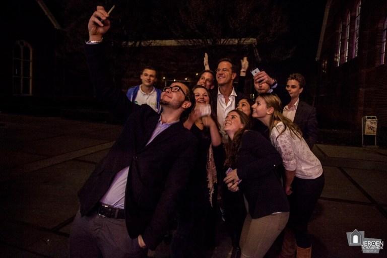 76/365 Een selfie met Mark Rutte