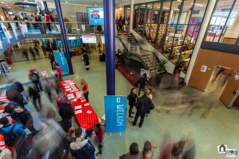 67/365 Opendag Hogeschool Utrecht