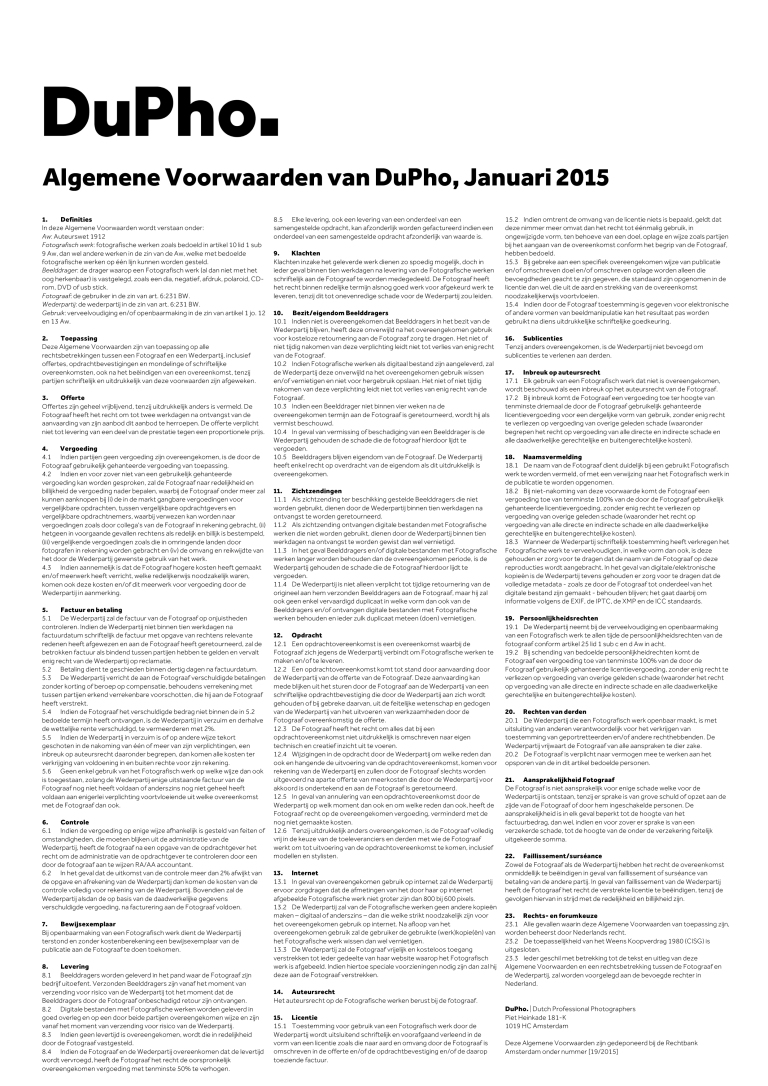 Algemene_Voorwaarden_DuPho_Jan_2015